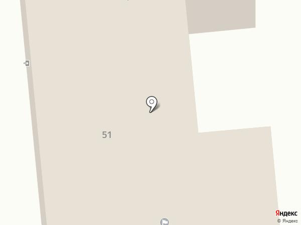 Территориальная избирательная комиссия г. Искитима на карте Искитима