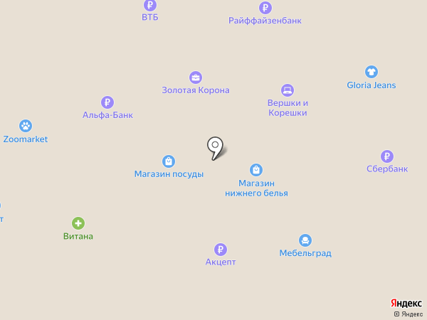 Страна Чудес на карте Искитима
