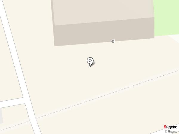 Искитимский отдел вневедомственной охраны на карте Искитима