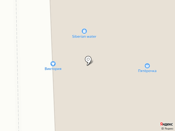 Пекарня на карте Искитима