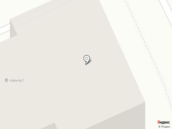 Пивная бочка на карте Искитима