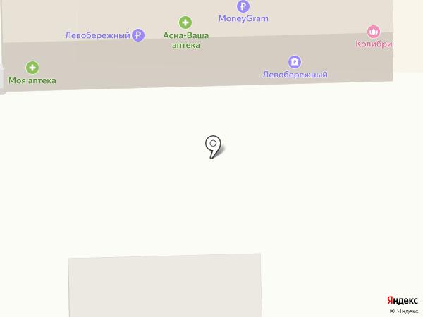 Mix на карте Искитима