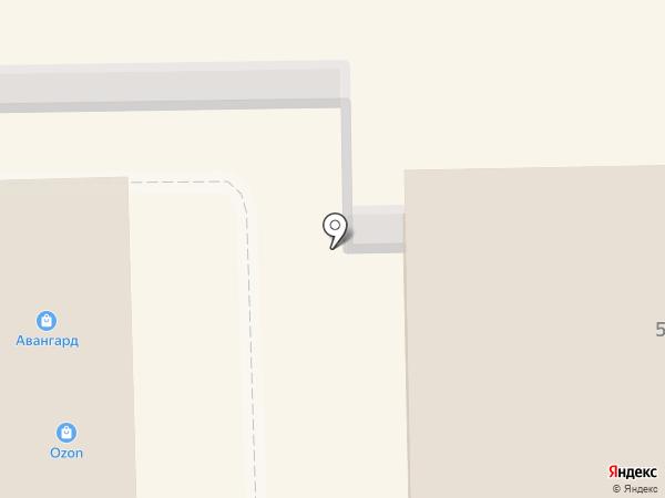 Семейное кафе на карте Искитима