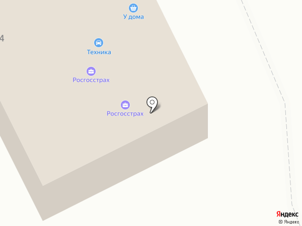 Росгосстрах Банк на карте Искитима
