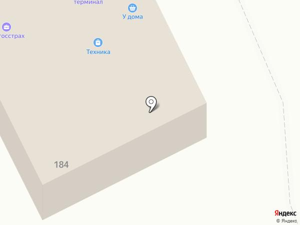 Росгосстрах на карте Искитима