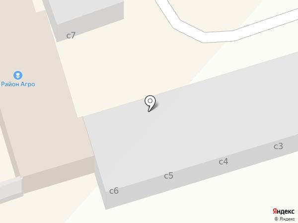 Северное Сияние на карте Искитима