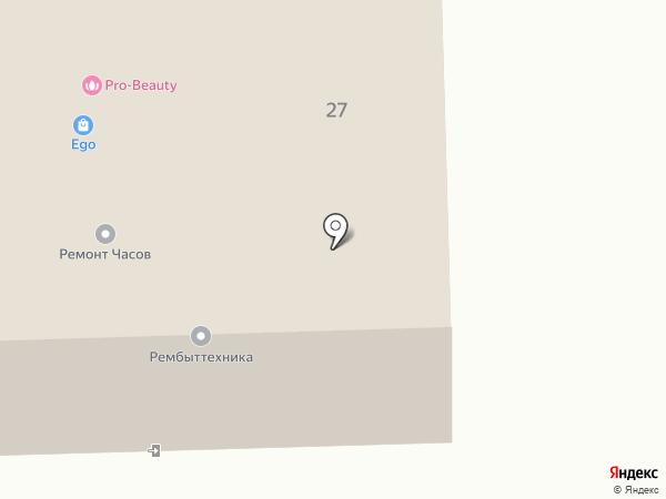 Bambino на карте Искитима