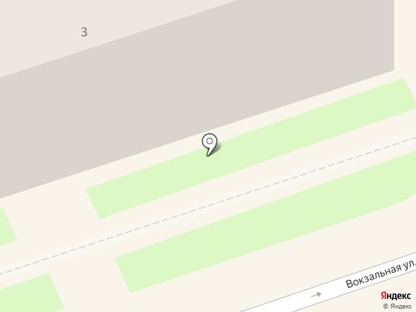 Магазин женской одежды на карте Искитима