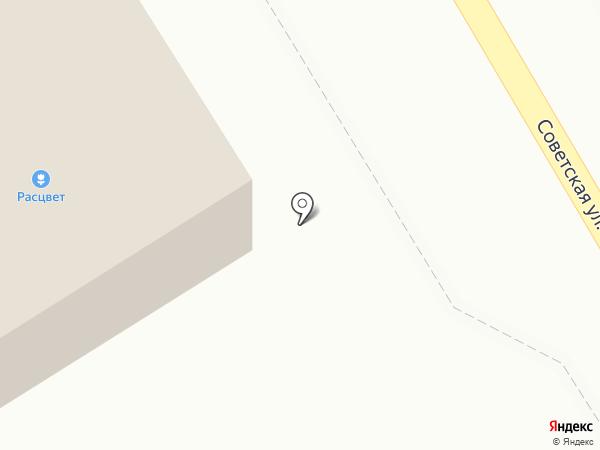 Qiwi на карте Искитима