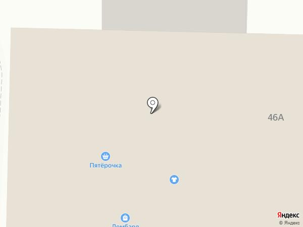 Сапфир и К на карте Искитима