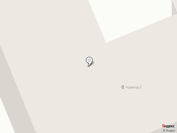 Крепеж на Томской на карте Искитима