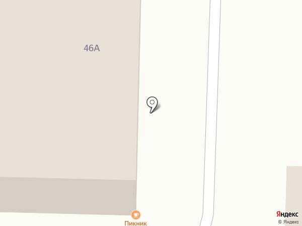 КрепМастер на карте Искитима
