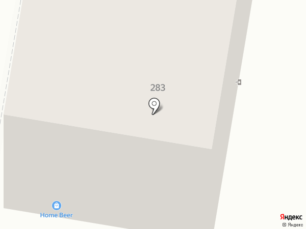 Бухта на карте Искитима