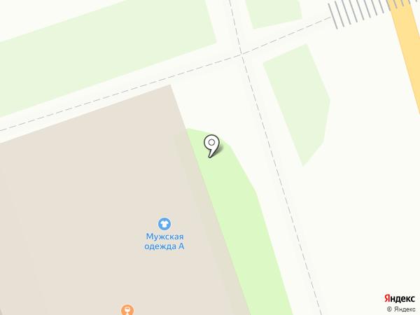 Столица на карте Искитима