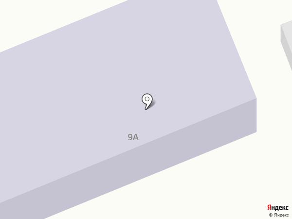 Детский сад №4, Теремок на карте Искитима