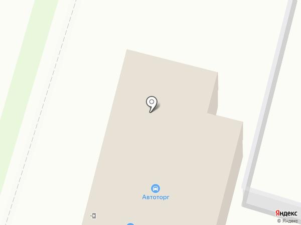 Автолидер на карте Искитима