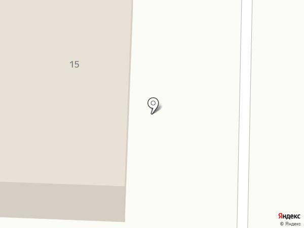 Квартал на карте Искитима