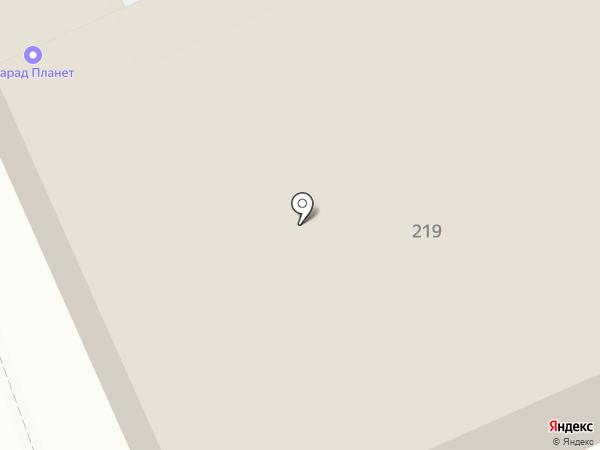 Веселая затея на карте Искитима