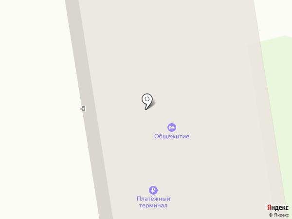 Участковый пункт полиции №1 на карте Искитима