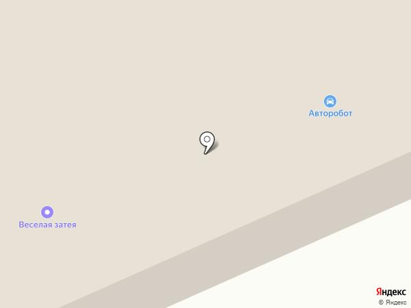 Эврика на карте Искитима
