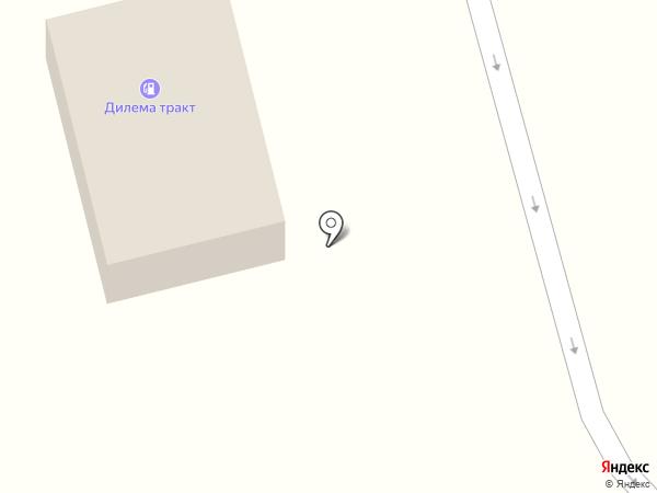 АЗС на карте Искитима