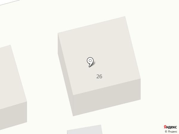 Кошкин дом на карте Искитима