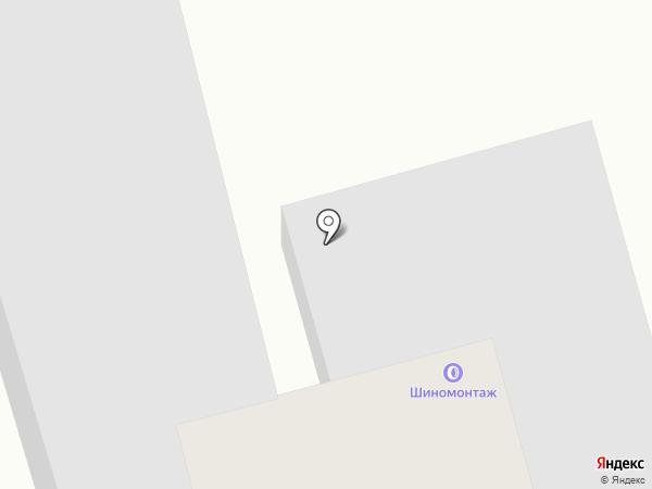 Автосервис на карте Искитима