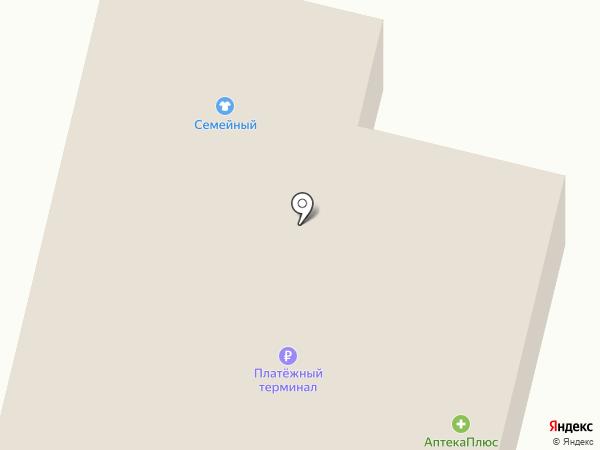 Банкомат, Банк Левобережный на карте Искитима