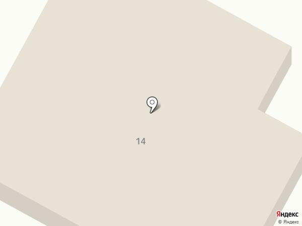 Феникс на карте Искитима