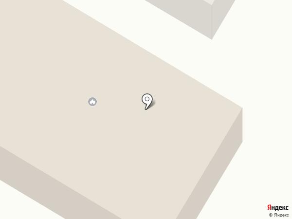 Искитимский поисково-спасательный отряд на карте Искитима