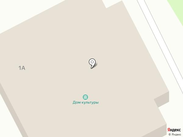 Дом культуры на карте Березовки
