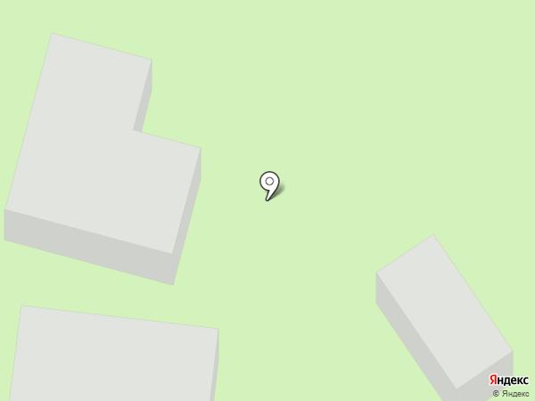 Городское кладбище на карте Искитима