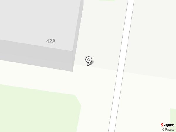 Черепановский мясокомбинат на карте Черепаново