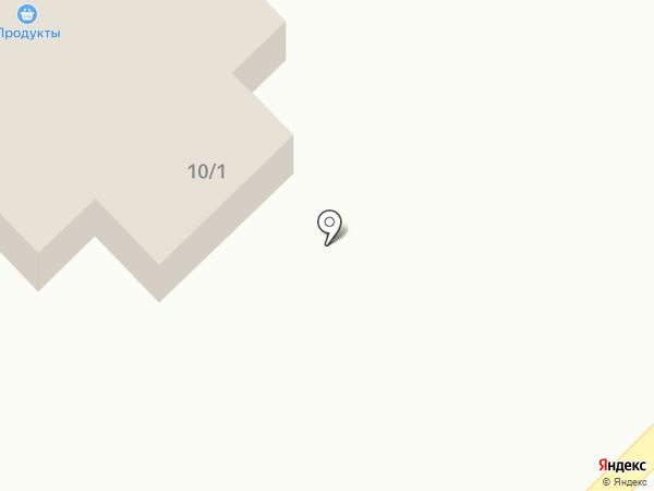 Продуктовый магазин на карте Майского