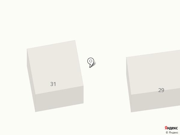Пятачок на карте Черепаново
