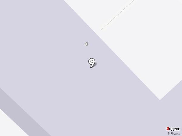 Майская средняя общеобразовательная школа на карте Майского