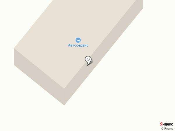 СТО на карте Майского