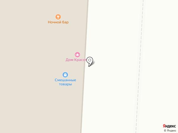 Посевнинская птицефабрика на карте Черепаново