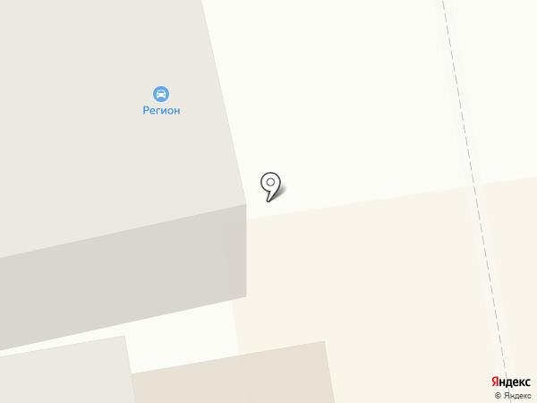 Регион 54 на карте Черепаново