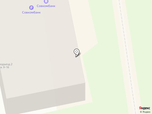 Совкомбанк, ПАО на карте Черепаново