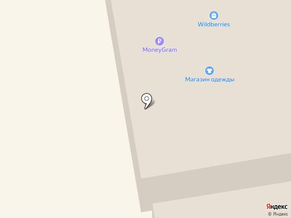 Барс на карте Черепаново