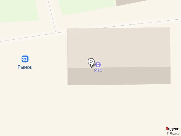 Связной на карте Черепаново