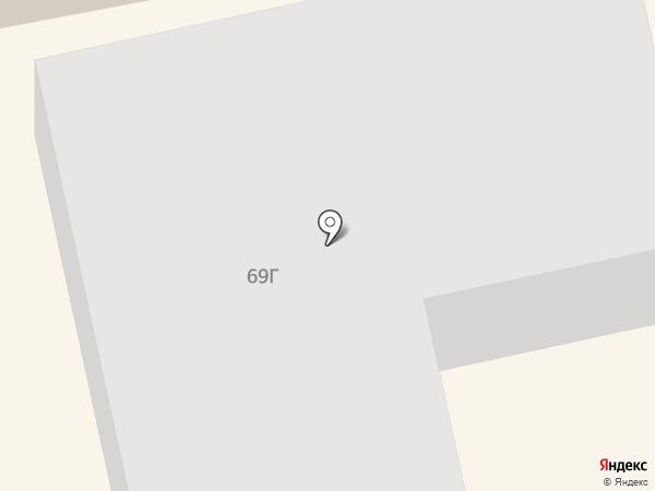 ТИТАН на карте Черепаново