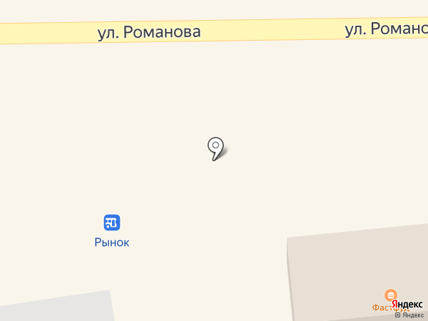 Дядя Дёнер на карте Черепаново