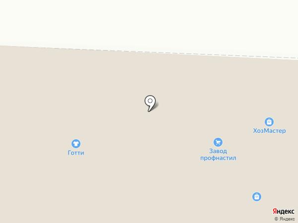 Магазин товаров для рукоделия на карте Черепаново