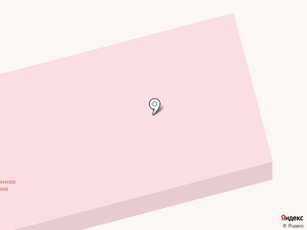 Центральная районная больница на карте Черепаново