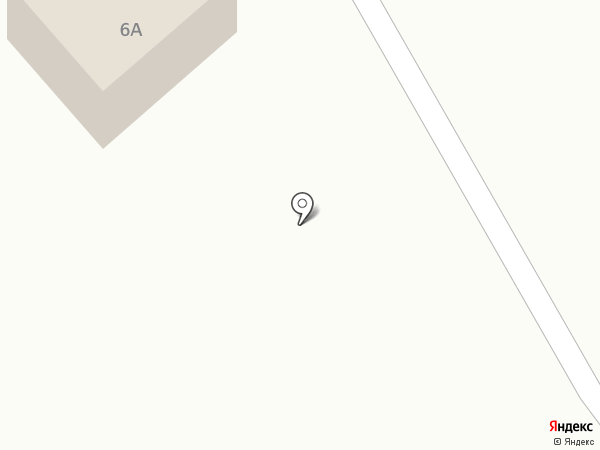 Продовольственный магазин на карте Спутника