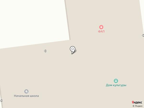 Фельдшерско-акушерский пункт на карте Южного