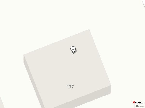 Компания по производству столярных изделий под заказ на карте Барнаула