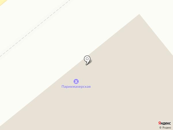 Аптека №306 на карте Барнаула